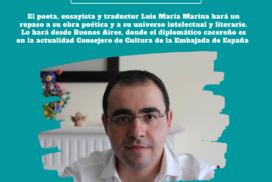 Lectura desde Buenos Aires de Luis María Marina